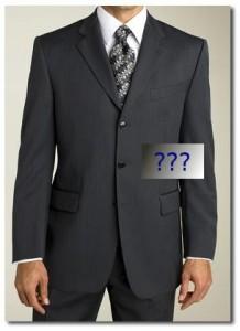 Co se skrývá pod oblekem?