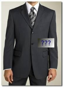 Skrytý odposlech může být zašitý do oděvu