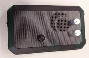 PNG rušička mikrofonů