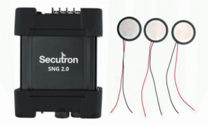 SNG 2.0 ochrana proti odposlechu s piezoelektrickými měniči